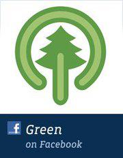 Green on Facebook