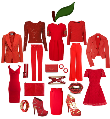 A lust for candy apple red