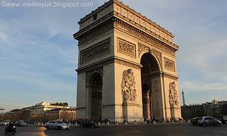 Saying Au Revoir to Paris