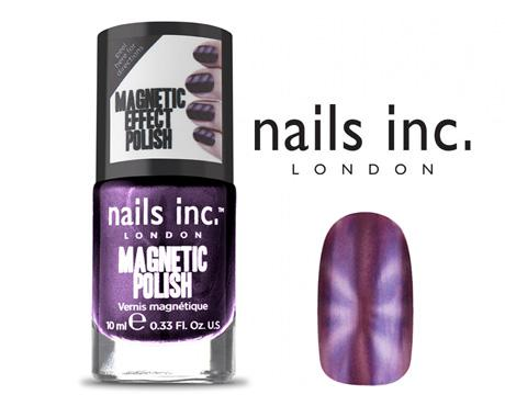 Quick Beauty Deal - Nails Inc Purple Magnetic Nail Polish on Buyapowa!