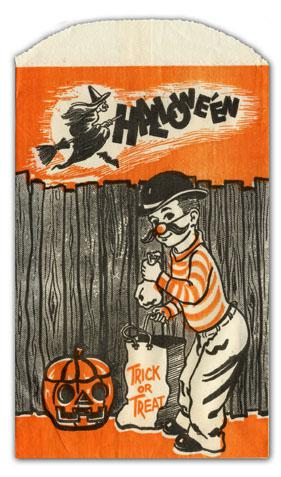 The Candy Wrapper Museum Packaging #Halloween #Graphic #Design