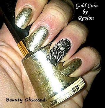 NOTW: REVLON'S GOLD COIN & SALLY HANSEN'S CLEAN-UP PEN