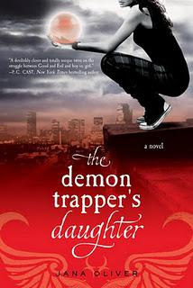 Review: The Demon Trapper's Daughter