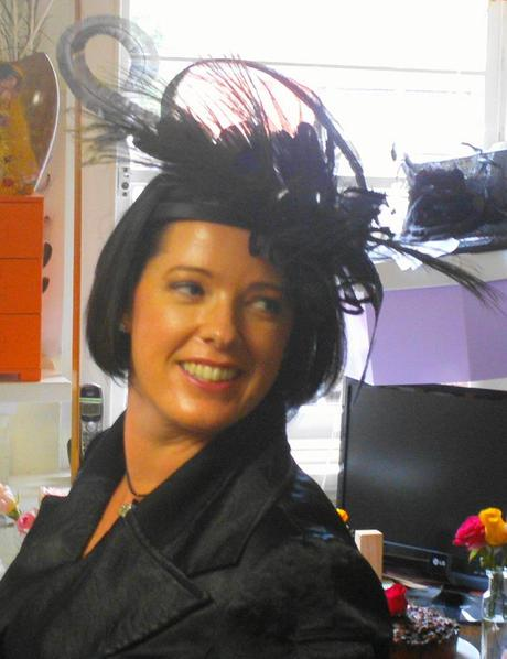Spring Racing Carnival Headwear Tips
