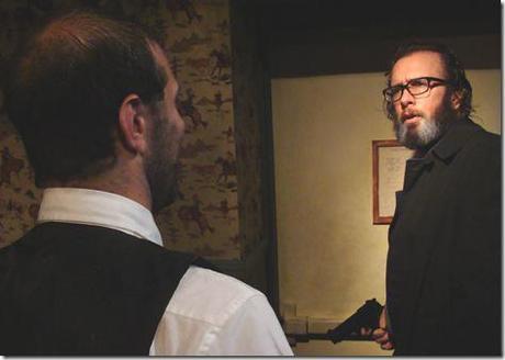 Review: A Behanding in Spokane (Profiles Theatre)