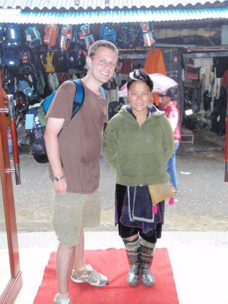 Sapa Trekking: Rain Essentials