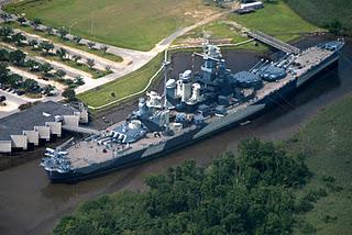 Visiting History: The Battleship North Carolina