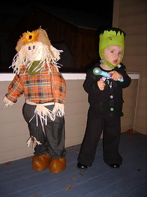 A Look Back: More DIY Halloween Costumes