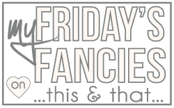 Fashion Friday & Friday's Fancies - Spooked.
