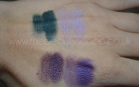 Yves Saint Laurent Autumn 2011 - YSL 5 Ombres Lumiéres, 11, Midnight Garden Eyeshadow!