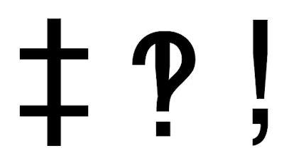 14 Punctuation Marks That You Never Knew Existed