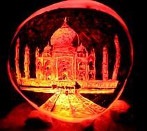 Halloween-Around-The-World-Taj-Mahal
