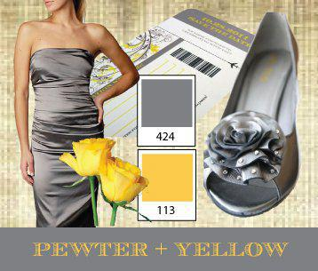 Top Wedding Color Palettes of 2011