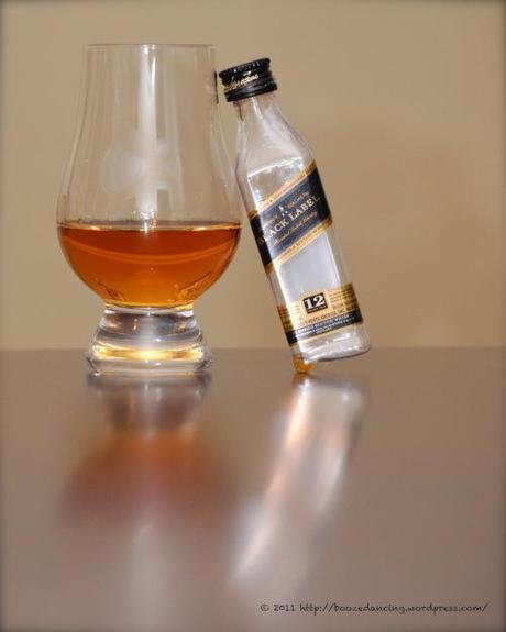 Whisky Review – Johnnie Walker Black Label