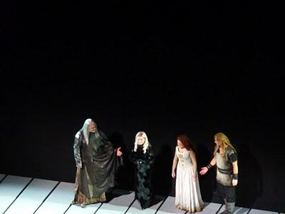 Ich lausch dem Gesang: Siegfried at the Met