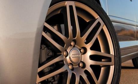 2011 Audi A3 Wheel