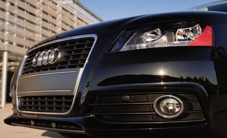 2011 Audi A3 Headlight