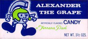 The Candy Wrapper Museum | Old favorites from Ferrara Pan | Packaging #Halloween