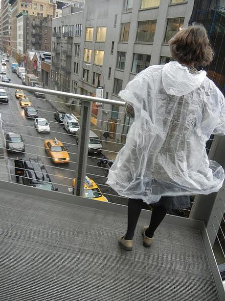 Wet Day on the High Line