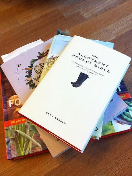 Grow Your Own: Four Books to Get You Growing