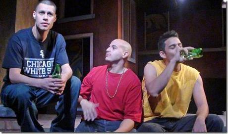 Review: Momma's Boyz (Teatro Vista)
