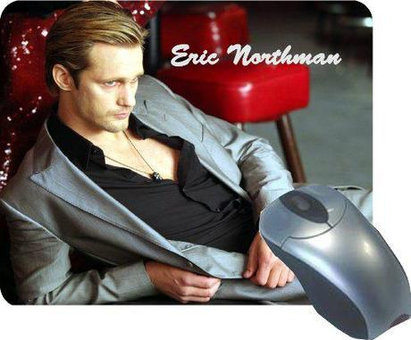 Eric Northman Mouse Pad