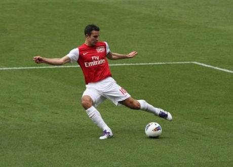 Premier League 2011/12: Five things we already know including van Persie's hot and Wigan's not
