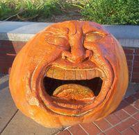 Halloween-wabasha pumpkin
