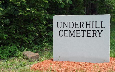 Indiana Cemetery: Underhill Cemetery in Saint Croix, Indiana
