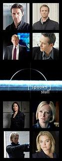 SPOOKS: WHEN THE HEROES TREAD THE PATHS OF MORTALS - FAREWELL TO MY FAVOURITE SERIES