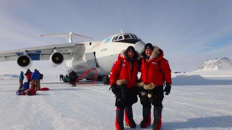 Antarctica 2011: Explorers Hit The Ice At Last