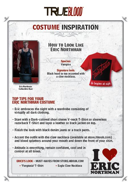 True Blood Halloween Tips