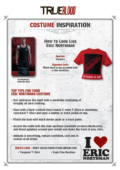 True Blood Halloween Tips