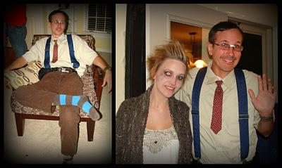 3rd Annual Halloween Party - Costumes