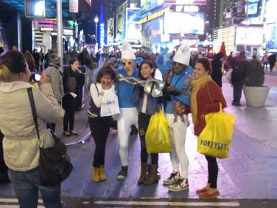 New York Stories (6) – Times Square