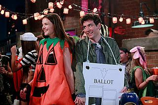 HIMYM 7x08: The Slutty Pumpkin Returns