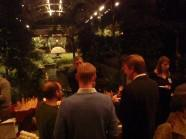 Tuesday Night at Longwood Garden's Conservatory