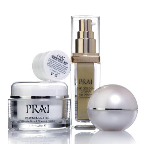QVC Today's Special Value - Prai 4 Piece Radiant Anti-Ageing Collection!