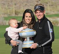 Baby Comes First As Luke Donald Ducks WGC-HSBC Shanghai Sortie