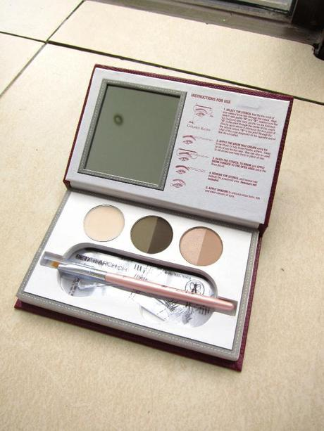 Anastasia Beauty Express Kit for Brows – Fresh from the Beverly Hills Brow Experts