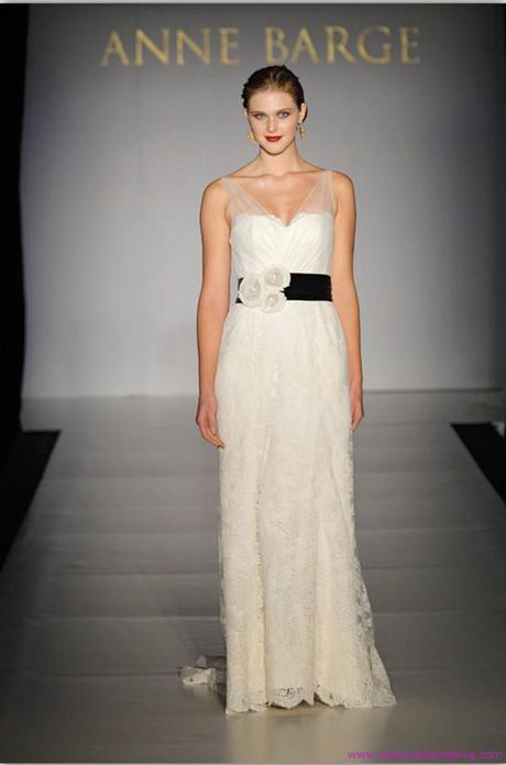 Anne Barge-Revealing a new path of wedding dress design!!