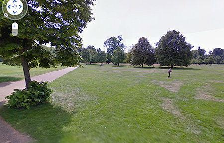 Google Street View Expands Park Views