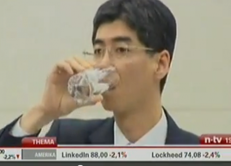 Japanese MP drinks Fukushima water: Top 5 politicians' stunts