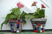 Mosaic tiling