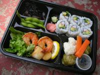 Bento (Japanese Boxed Lunch)
