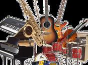 Musical Instruments Rental