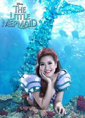 Atlantis Productions' Disney's The Little Mermaid opens Nov. 18 at Meralco Theater
