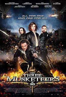 The Three Musketeers (Paul W.S. Anderson, 2011)
