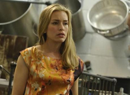 "Review #3103: Covert Affairs 2.11: ""Wake Up Bomb"""