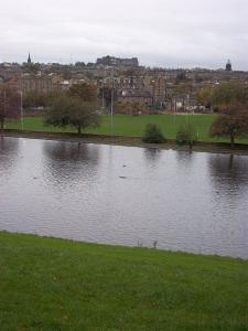 Inverleith Park, Edinburgh Castle, Space to breathe